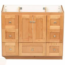 home depot vanity cabinet only simplicity by strasser shaker 42 in w x 21 in d x 34 5 in h