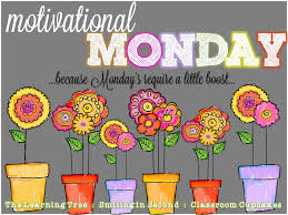 realistic motivational monday my 5 for five