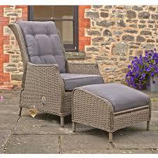 Kettler Garden Furniture Kettler Jarvis Recliner Rattan Notcutts Notcutts