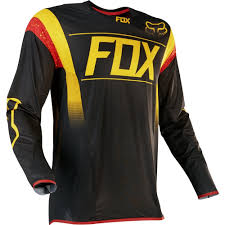 metal mulisha motocross gear fox racing 2016 limited edition flexair jersey black available at