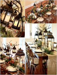 ideas how to decorate christmas table 15 creative christmas table decoration ideas