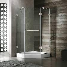 40 Shower Door Vigo 40 X 40 Neo Angle Shower Doors Dramatic And Space Saving