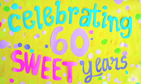 celebrating 60 years birthday celebrating 60 sweet years stop motion photo slideshow jeca
