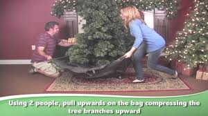end of season storage assembly adjustable large tree