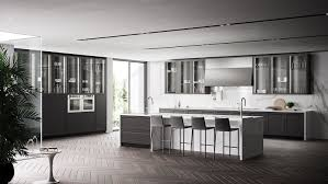 Scavolini Kitchen by Carattere Classical Contemporary Kitchen Blends Sophistication