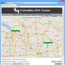 gps tracker android get gps tracker by followmee microsoft store