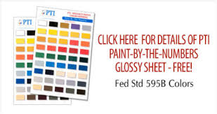 pti specialty paint from aircraft spruce