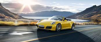 Porsche 911 Carrera 4s - the 2017 porsche 911 carrera 4s returns with upgraded power