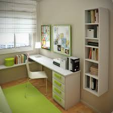 study design ideas bedrooms space saving green kids small bedroom and study room