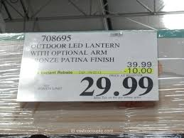 costco led lights outdoor motion sensor light costco lights outdoor led lantern outdoor motion