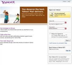Yahoo Sign In Yahoo Mail Login Troubleshooting Tips Ghacks Tech News
