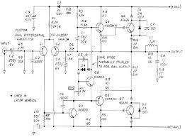 passdiy inside pioneer power amplifier schematic diagram wiring