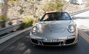 porsche 911 997 gts 2011 porsche 911 gts cabriolet road test review car