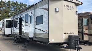 Salem Travel Trailers Floor Plans by 2017 Salem Villa Estate 395ret By Forest River U2013 Stock 17451