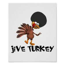 jive turkey poster zazzle