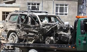 Car Interior Smoke Bomb Taliban Car Bomb Attack In Afghanistan Leaves British National