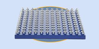 roller ball table top ball transfer tables roll a way conveyors inc