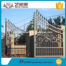 best tremendous modern iron driveway gates 12534