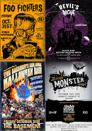 List Of Home Design Shows Halloween U002714 A Monstrous List Of Music Events