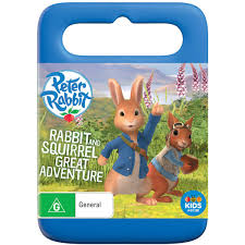 rabbit dvds rabbit rabbit and squirrel adventure dvd big w
