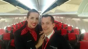oferta empleo tcp norwegian busca auxiliares vuelo en