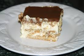 creations by christina chocolate eclair ice box cake low fat