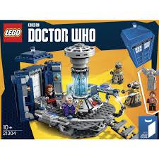 Doctor Who Home Decor by Lego Doctor Who Tardis Set 21304 Walmart Com