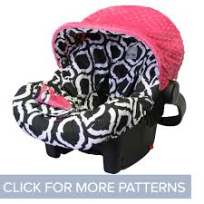 Free Carseat Canopy Pattern by Pattern For Infant Car Seat Cover Velcromag