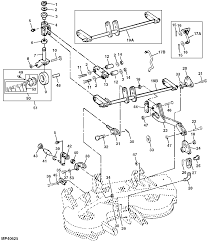 f525 engine diagram john deere f and f residential front mowers tm