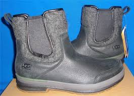 s waterproof boots ugg australia s capitan waterproof boots national sheriffs