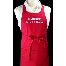 tablier de cuisine personnalisable tablier de cuisine adulte personnalisé l atelier de pirouette