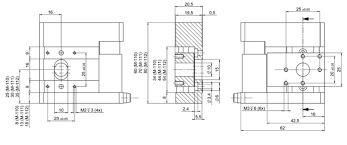 m 110 u2022 m 111 u2022 m 112 compact micro translation stage
