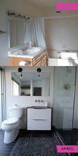 salle de bain avec meuble cuisine relooker une vieille salle de bain avec relooker meuble cuisine