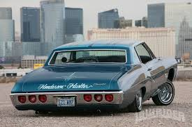 Picture Of Chevy Impala 1968 Chevrolet Impala Lowrider Magazine