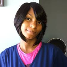 Short Bob Weave Hairstyles 103 Best Quickweave Styles Images On Pinterest Black Hairstyles