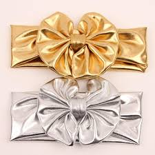 baby headwrap cheap baby girl cotton headwrap gold big bows headbands for