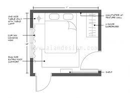 bedroom plan plan your bedroom layout