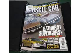 Australian Muscle Cars - sold magazines full collection of australian muscle car