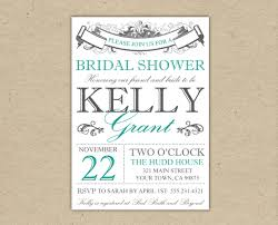 wedding shower invitation template reduxsquad com