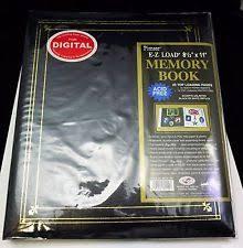 pioneer ez load memory book pioneer ez load memory book 8 1 2 x 11 top loading pages purple