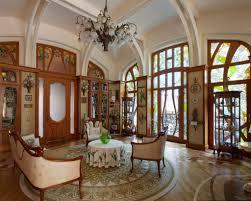 art nouveau interior style lotus interiors