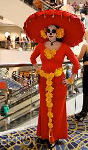 La Muerte Costume La Muerte From The Book Of Life Epbot The Best Cosplay Of
