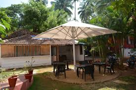 welcome to pebbles guesthouse in anjuna goa