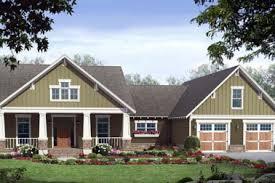 4 bedroom craftsman house plans 4 plam single story craftsman style homes single story craftsman