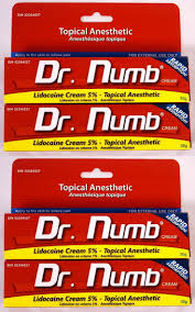 cream for piercing dr numb vs gigi anesthetic numbing spray