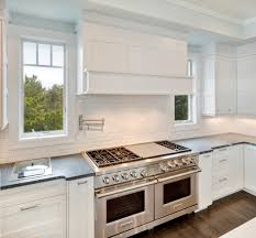 White Galley Kitchens Cabinet White Transitional Kitchen Small White Transitional