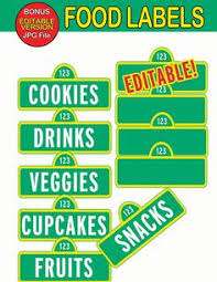 shop sesame street party printables kit food game