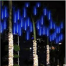 led christmas string lights outdoor string lights paragala waterproof falling rain fairy lights with