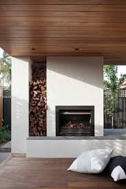 best 25 midcentury outdoor fireplaces ideas on pinterest
