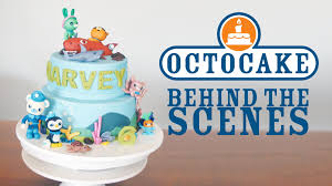 octonauts birthday cake octonauts cake